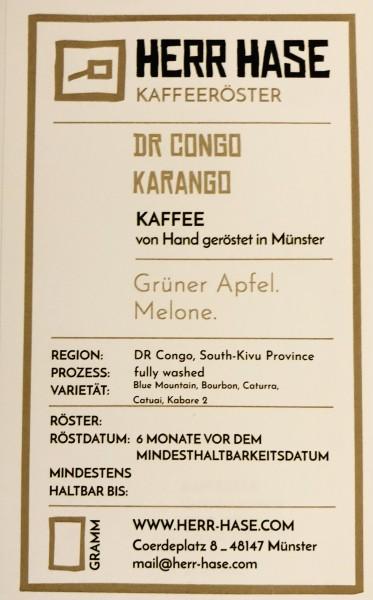 DR Congo Karango