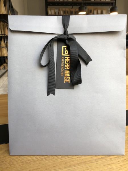 Geschenkverpackung StandUp Beutel