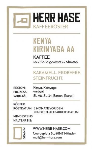 Kenya Kirinyaga