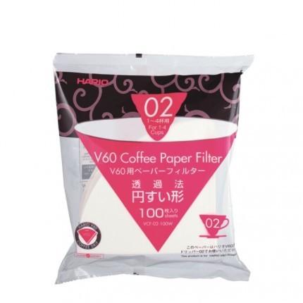 Hario Papierfilter für V60 02 (100er Packung)