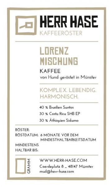 Lorenz Mischung