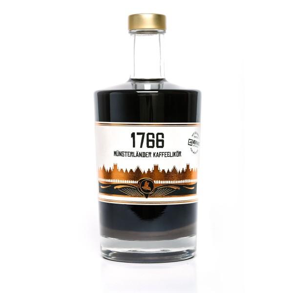 1766 Münsterländer Kaffeelikör 0,5 l | 25 %