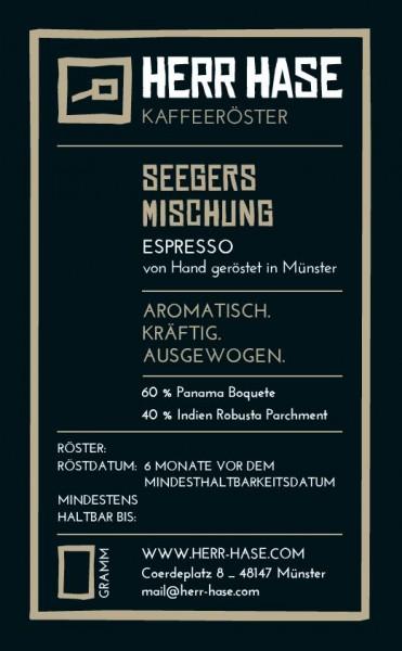 Seegers Mischung